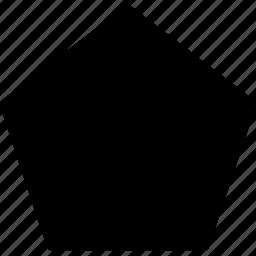 diagram, layer, line, shape, stack icon