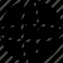 diagram, geomentry, line, shape, sphere icon