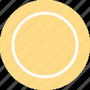 circle, circle icon, circle shape, round, round shape icon