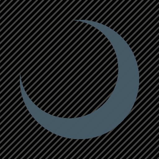 celebration, crescent, holy, islamic, month, moon, muslim icon
