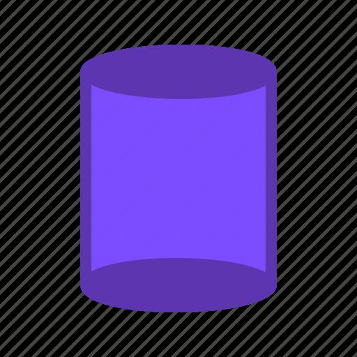 cylinder, data, diagram, graph, level, progress icon