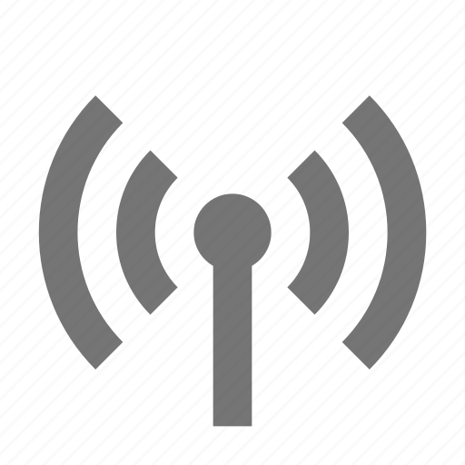 antenna, around, communication, connect, share, signal, transfer icon