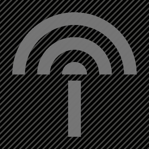antenna, signal icon