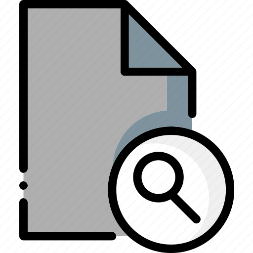 colour, file, files, search, ultra icon