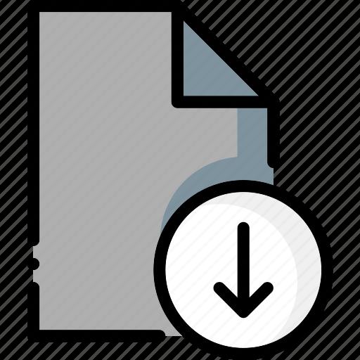 colour, download, file, files, ultra icon