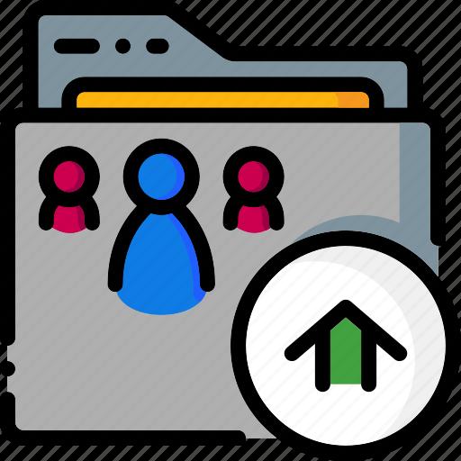 Folders, home, colour, ultra, folder icon