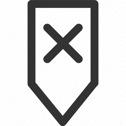 cursor, down, forbidden, hint, indicator, sharpicons, signs icon