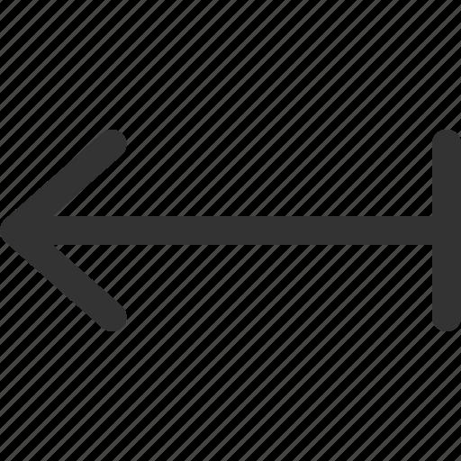 align, cursor, hint, indicator, left, sharpicons, signs icon