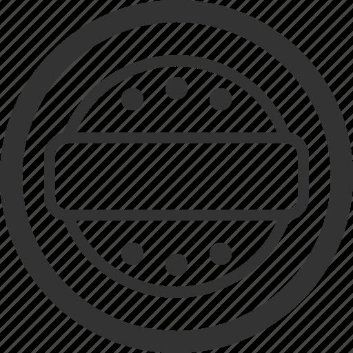 badge, badges, insignia, retro, ribbon, sharpicons, stamps icon