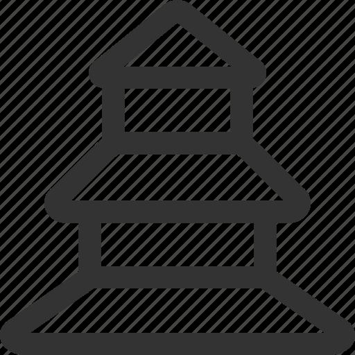 asian, building, construction, landmarks, monument, sharpicons, temple icon