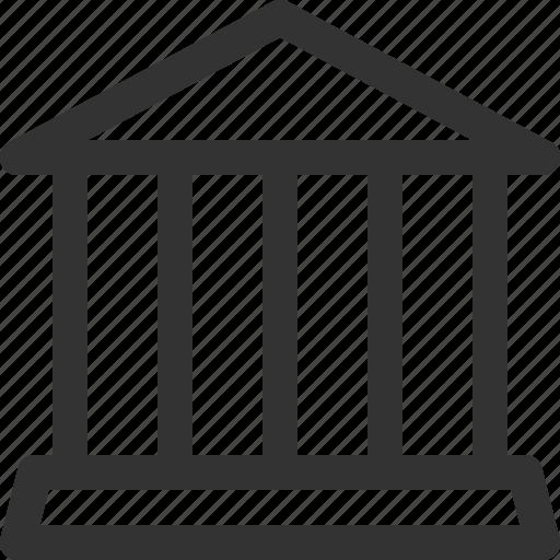 building, construction, landmarks, monument, pantheon, sharpicons icon