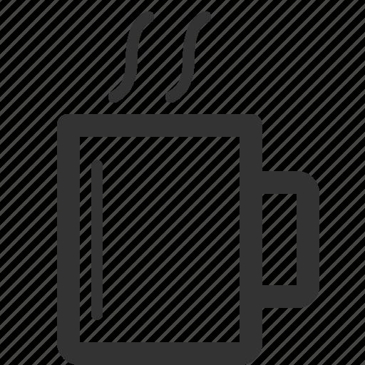cafe, coffee, food, hot, restaurant, sharpicons icon