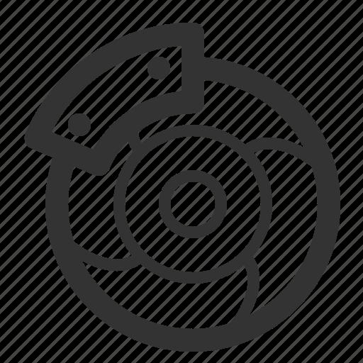 brakes, car, fix, repair, service, sharpicons icon