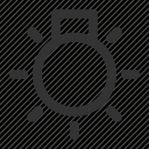 bulb, car, fix, light, repair, service, sharpicons icon