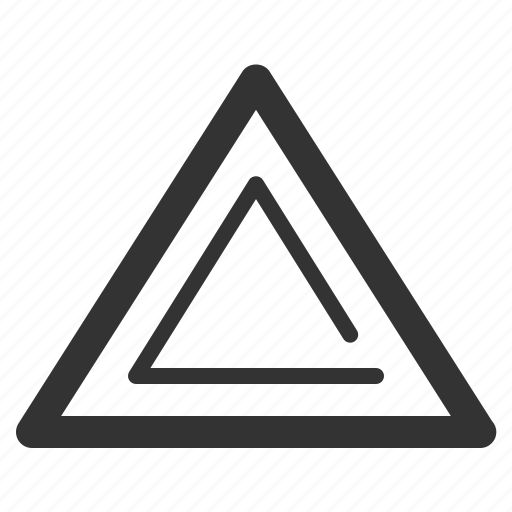 car, fix, repair, service, sharpicons, triangle, warning icon