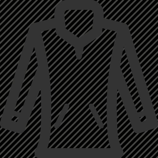 accessories, beauty, clothes, design, fashion, jacket, sharpicons icon