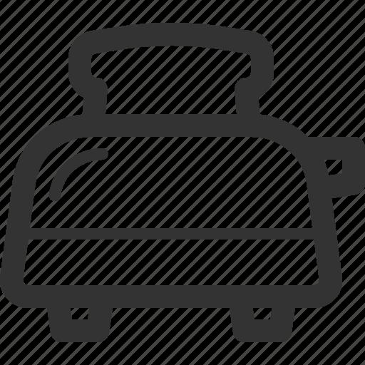 appliances, consumer, electronics, home, sharpicons, toaster icon
