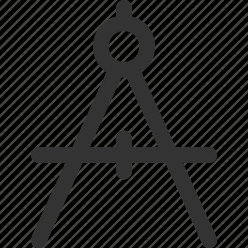 artist, compass, design, interface, print, sharpicons, studio icon