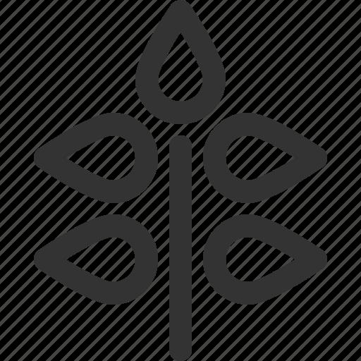 ecology, efficiency, energy, plant, power, sharpicons icon