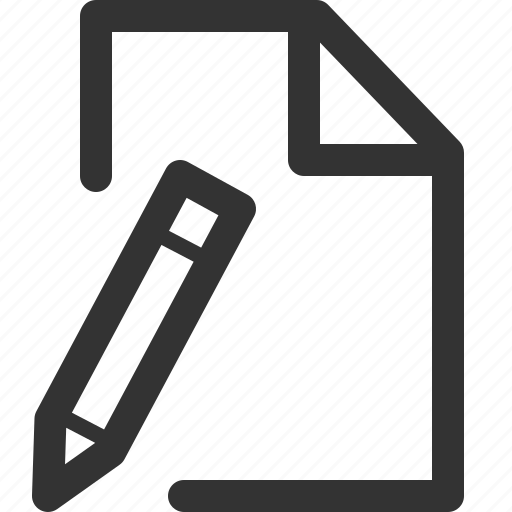 computer, data, edit, file, formats, sharpicons, types icon