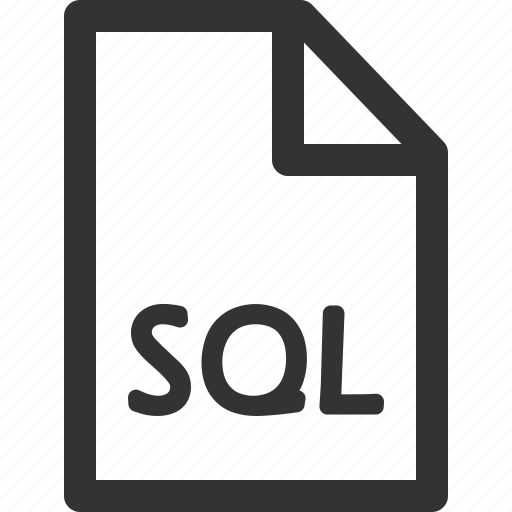 computer, data, file, formats, sharpicons, sql, types icon
