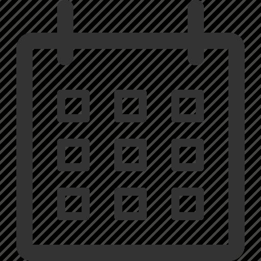 business, commerce, date, economics, finance, sharpicons icon