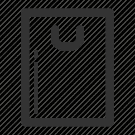 bag, business, commerce, economics, finance, sharpicons, shopping icon
