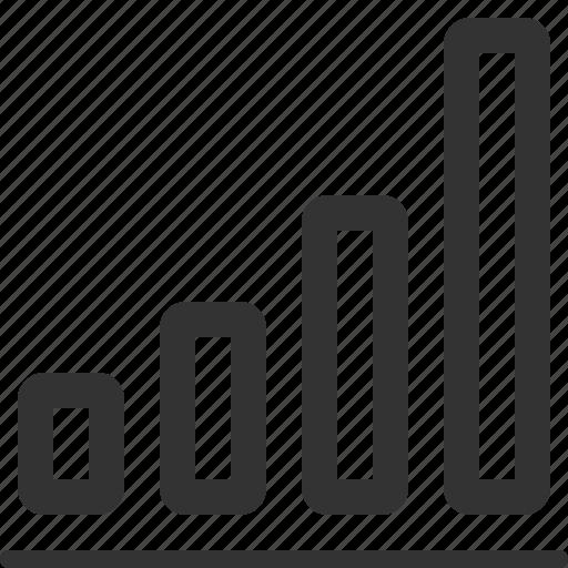 business, commerce, economics, finance, sharpicons, statistics icon
