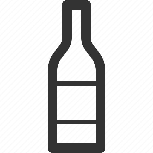 bottle, cooking, drink, food, meal, sharpicons, wine icon