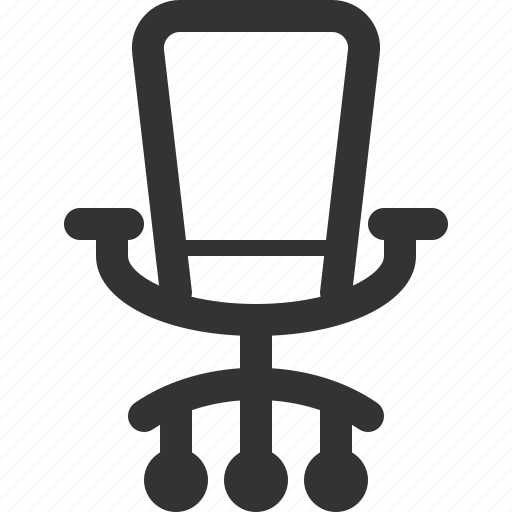 appliance, chair, desk, furniture, goods, home, sharpicons icon