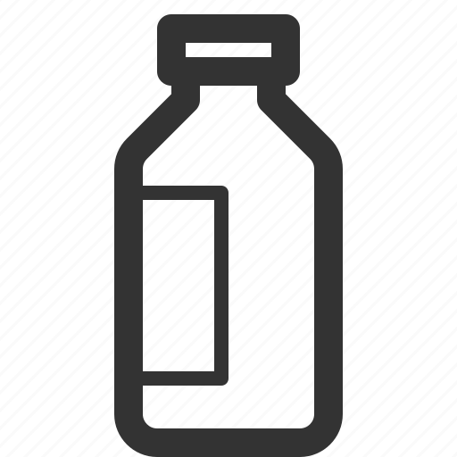 agriculture, bottle, farming, industry, milk, production, sharpicons icon