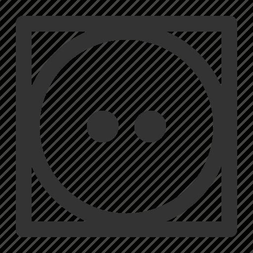 dry, heat, medium, normal, sharpicons icon