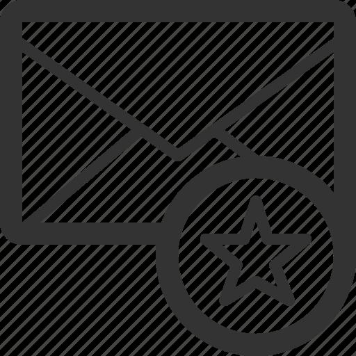 communication, favorite, letter, mail, message, post, sharpicons icon