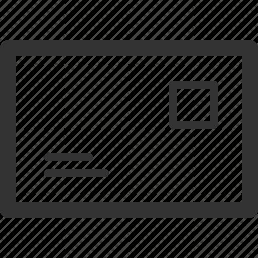 address, communication, letter, mail, message, post, sharpicons icon