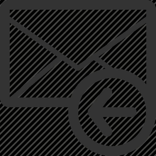 communication, cut, letter, mail, message, post, sharpicons icon