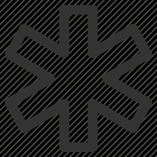 clinic, health, hospital, medical, sharpicons, sign icon