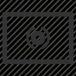 art, center, dslr, metering, photo, photography, sharpicons icon