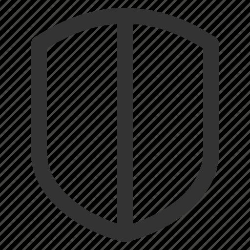defense, insurance, safe, security, sharpicons, shield, surveillance icon