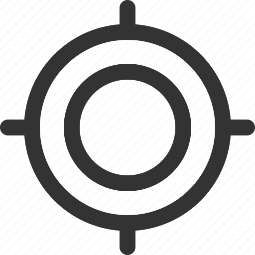 defense, insurance, security, sharpicons, surveillance, target icon