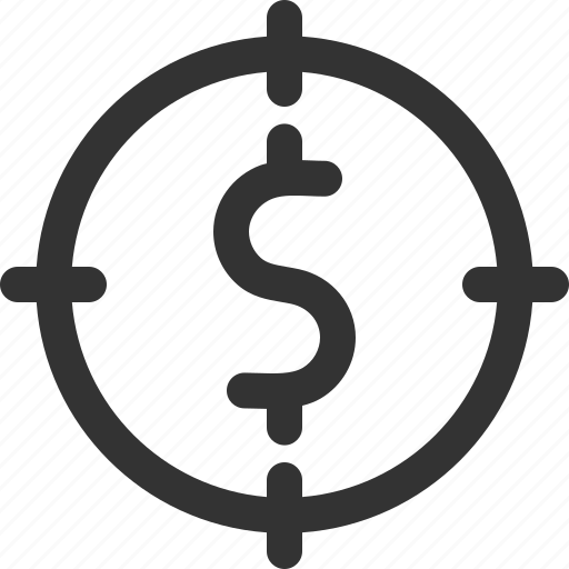 engine, money, optimization, search, sharpicons, target, web icon