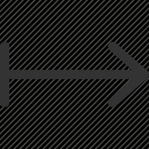 align, cursor, hint, indicator, right, sharpicons, signs icon
