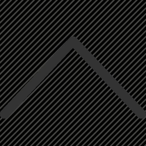 arrow, big, cursor, indicator, sharpicons, signs, top icon