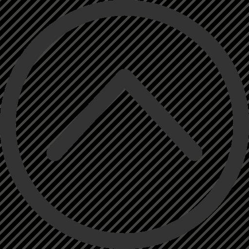 circle, cursor, hint, indicator, sharpicons, signs, top icon