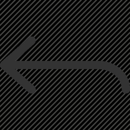 cursor, hint, indicator, left, sharpicons, signs, turn icon