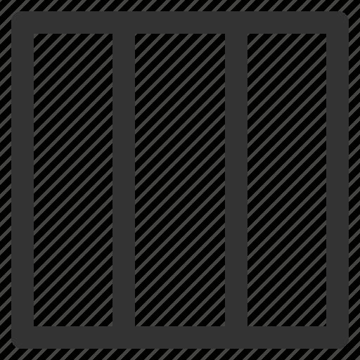 column, row, sharpicons icon