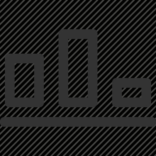align, bottom, horizontal, sharpicons icon