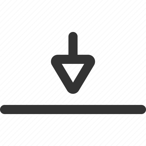 align, botton, sharpicons, vertical icon