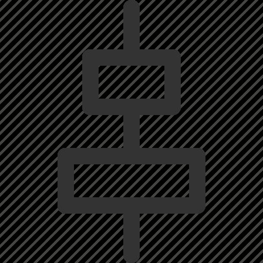 align, center, sharpicons, vertical icon