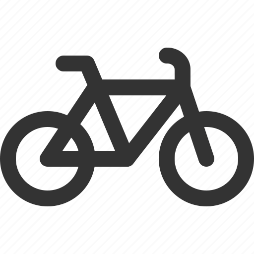 bicycle, carrier, sharpicons, shipping, transport, vehicle icon