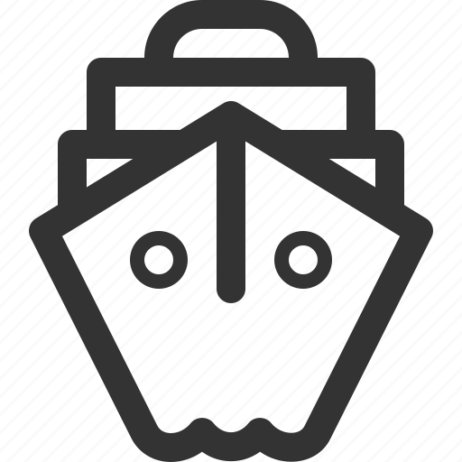 carrier, sharpicons, ship, shipping, transport, vehicle icon